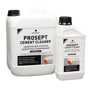 CEMENT CLEANER